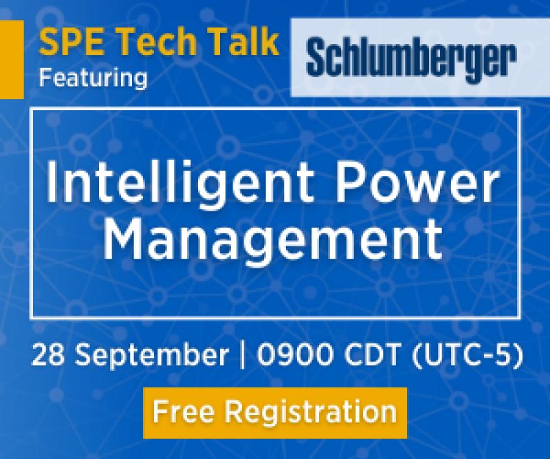 TechTalk on Intelligent Power Management - Sept 28