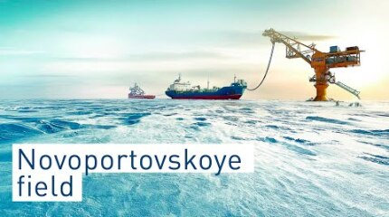 International experts name Gazprom Neft's Novy Port project as the best in the oil and gas industry