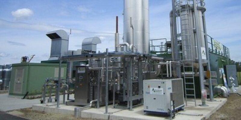 carbon capture facility