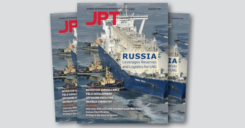 September 2021 JPT Cover triptych