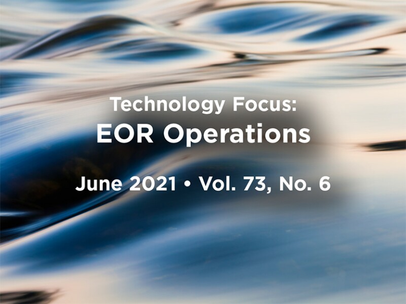 EOR Operations Introduction with abstract waves