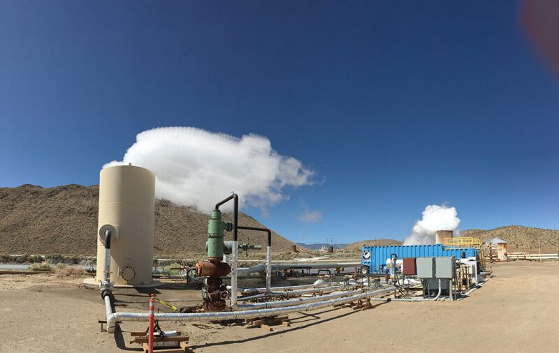 GreenFire Energy's field-scale demonstration of closed-loop geothermal energy.
