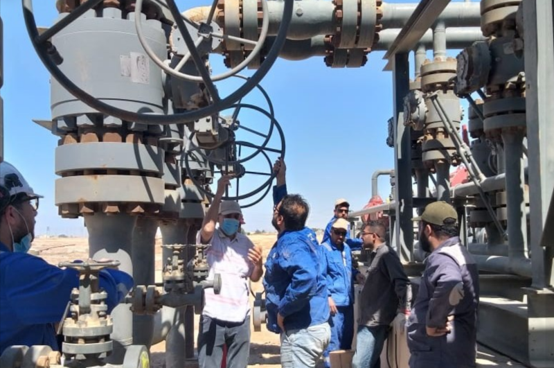 The Basra Oil Co. oversees oil production in southern Iraq, including the West Qurna and Majnoon oil fields.