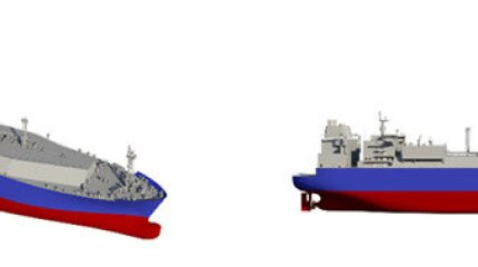 The LNG carriers to be delivered by MOL offer improved fuel efficiency and more environmentally friendly operation than current carriers.