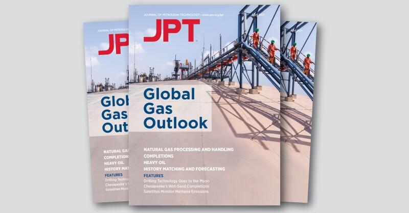 April 2021 JPT Cover