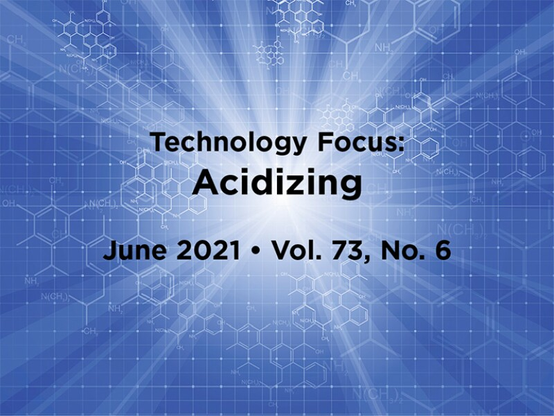 Technology Focus Introduction with abstract background