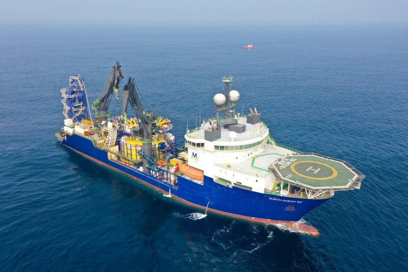 McDermott International North Ocean