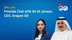 SPE Live: Fireside Chat — Ali Al Jarwan, CEO, Dragon Oil