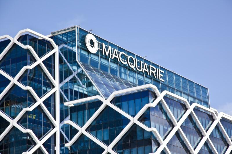 Macquarie Bank Building at King Street Wharf