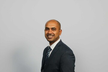 Sarath Ketineni motivates the people around him to give their best. As part of his volunteer work for the SPE Gulf Coast Section, he helps organize datathons and machine learning challenges for young professionals.
