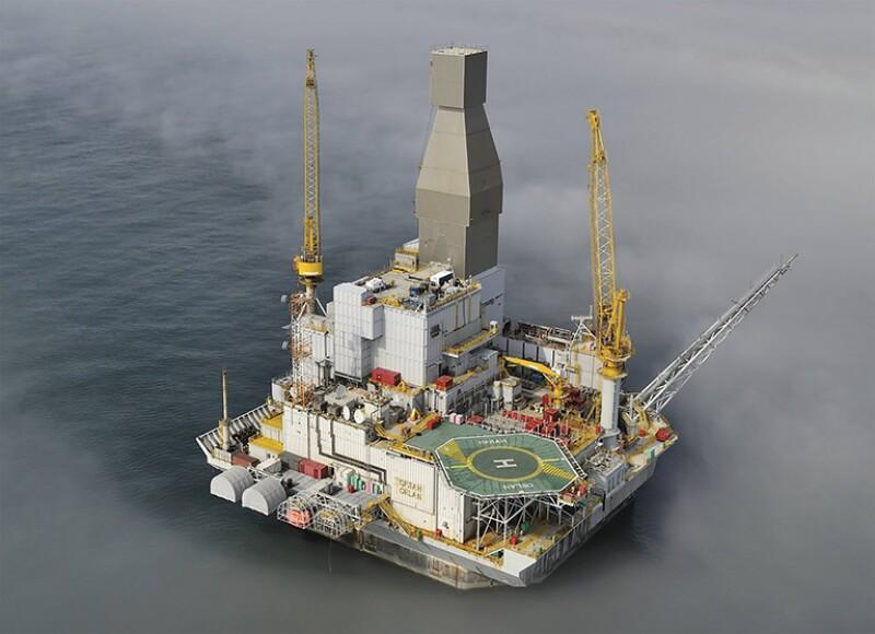 Orlan offshore platform