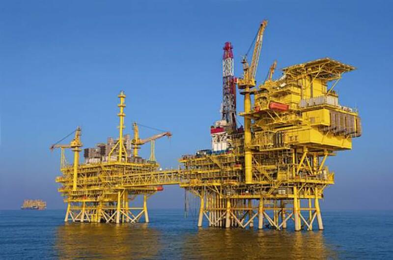 Offshore platform CNOOC Penglai Field