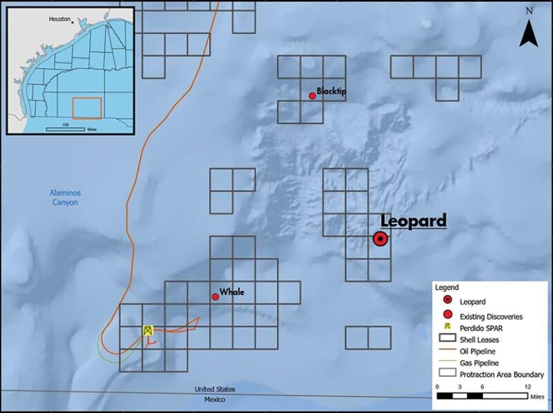 Leopard field map.