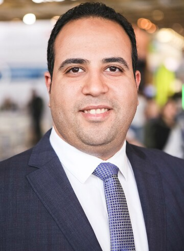 An energy sustainability advocate, Mohamed ElSebaee is a dedicated SPE volunteer regionally and internationally, supporting academic, technical, and career development programs.