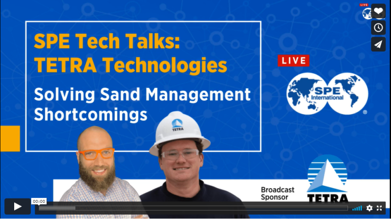 Tetra Technologies Tech Talk