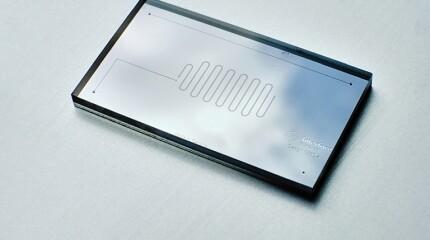 Micro-slimtube chip