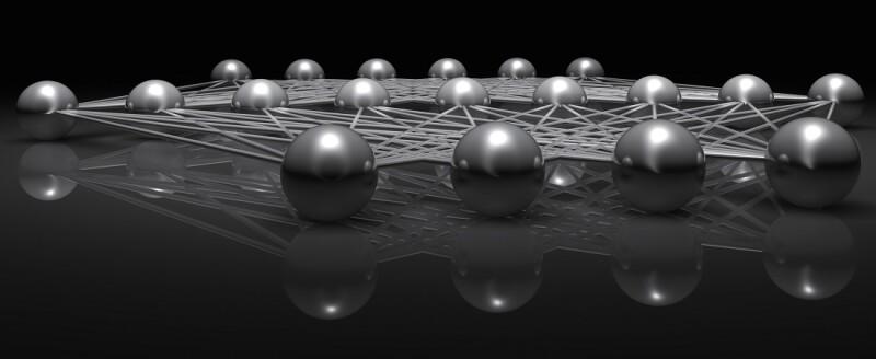 Artificial neural network structure, 3d scheme