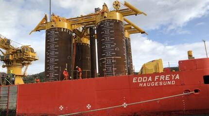 Edda Freya supply ship