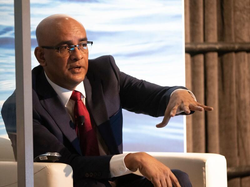 Executive Dialogue SerieBharrat Jagdeo