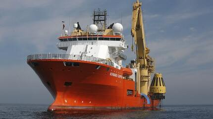 Solstad Offshore Vessel Normand Clipper