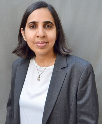 A trained mathematician, Manisha Bhardwaj develops research strategies to turn data into a competitive advantage for the oil and gas industry.