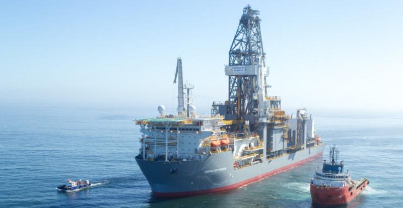 Deepwater Poseidon drillship