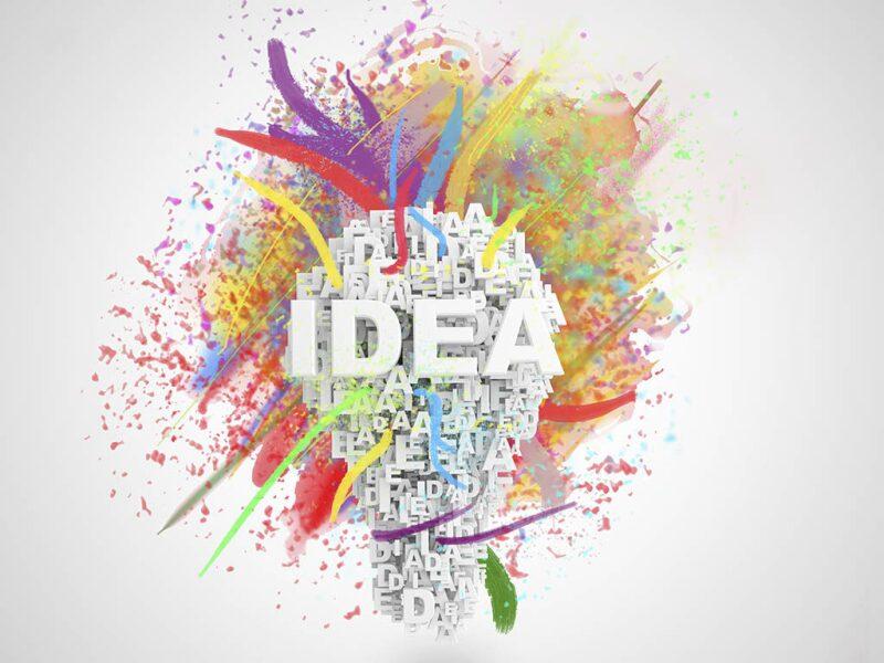 Idea abstract