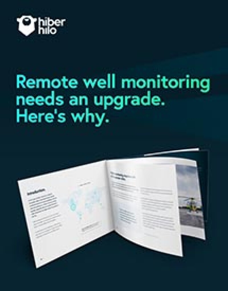 Remote well monitoring needs and upgrade.  Here's why.