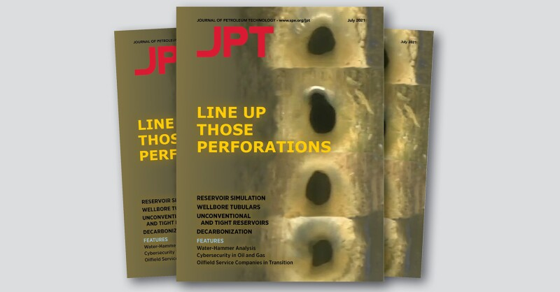 July 2021 JPT Cover triptych