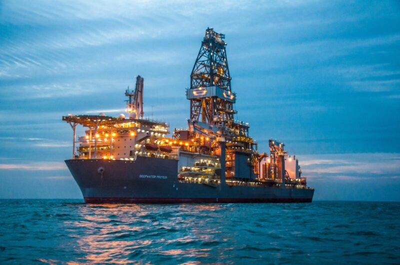 Transocean Deepwater Proteus drillship