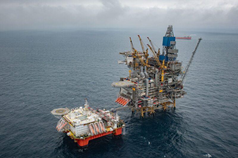 Mariner field infrastructure