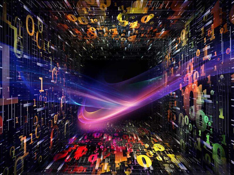 Digital Transformation abstract