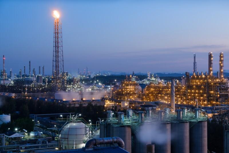 Petrochemical industrial