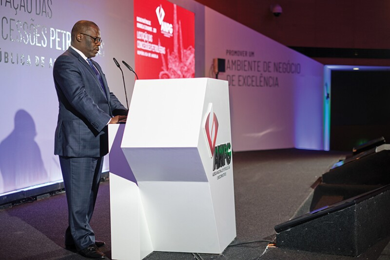 Angola opens licensing round.