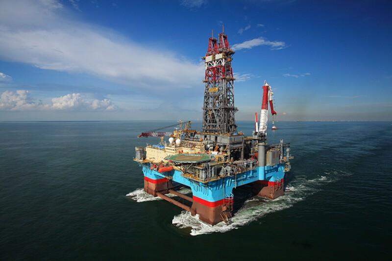 Offshore platform Exxon_MaerskDeveloper
