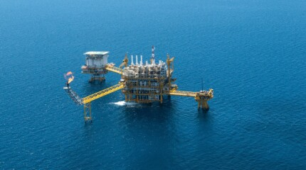 Offshore production facilities