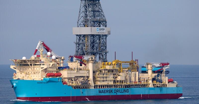 Drillship Maersk Drilling.