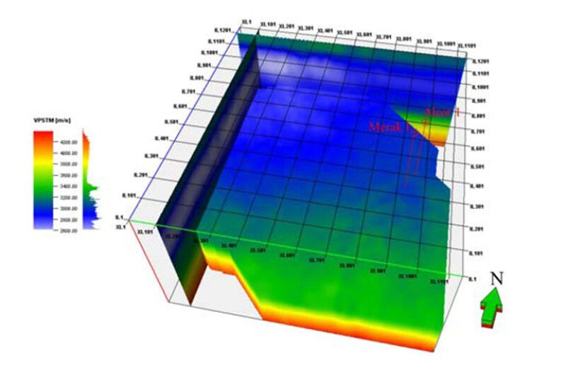 3D interpretation of subsurface enabled by seismic