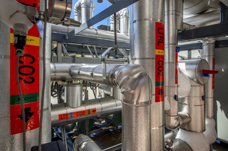 CO2 Refrigeration System